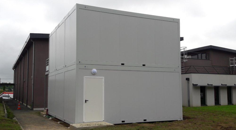 Salles de conference modulaire Sdis