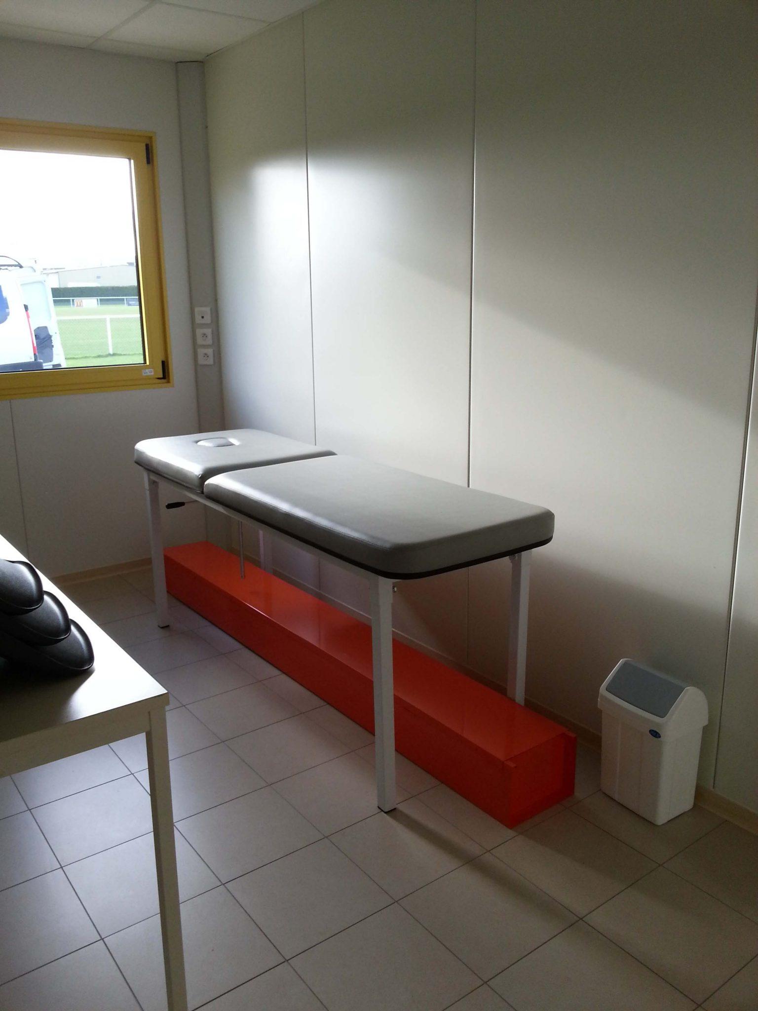 cabinet médical modulaire