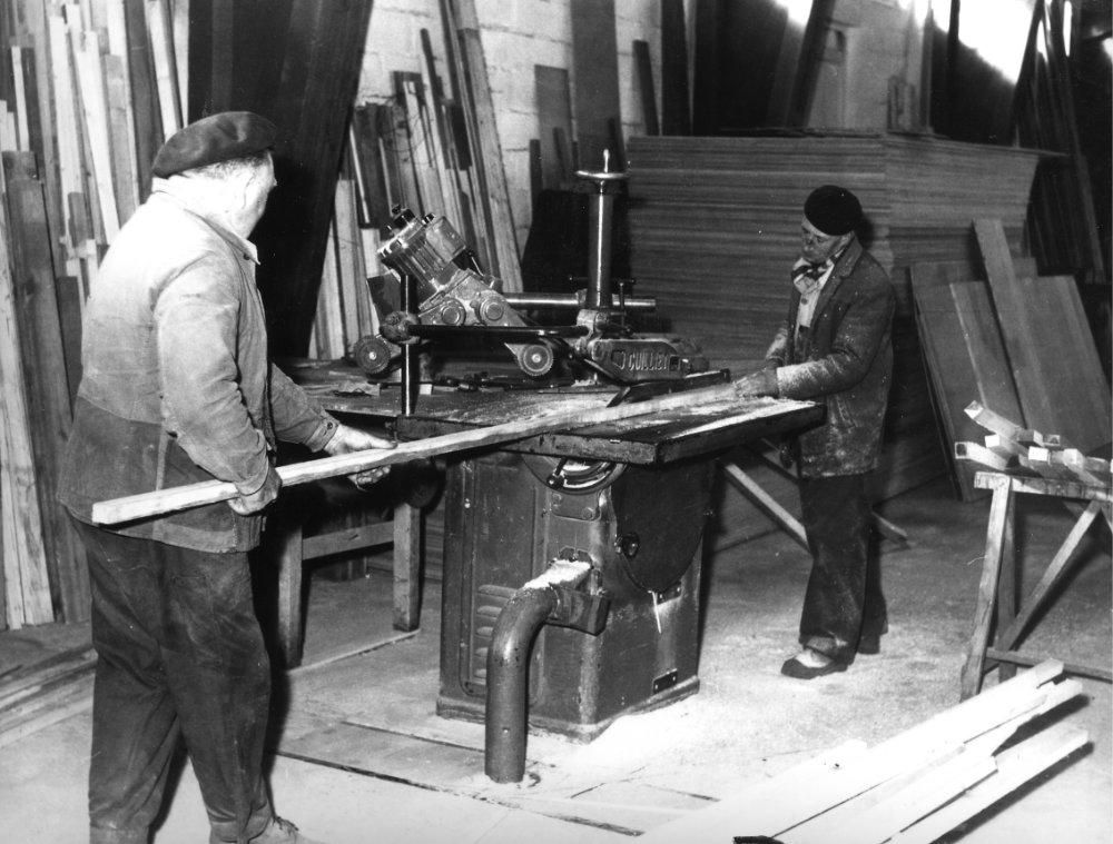 histoire fabricant modulaire martin calais