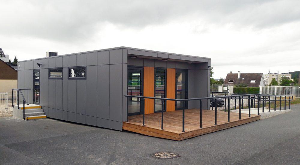 salle polyvalente modulaire Martin Calais