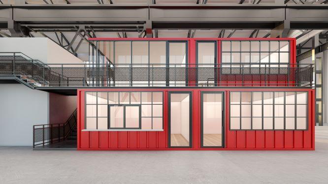 Martin Calais constructions modulaires