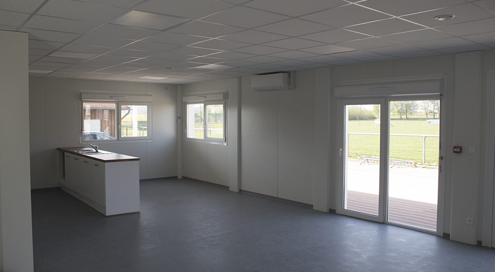 CLub House modulaire Othis